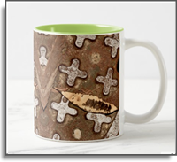 Cooper + Urban Vibe Trendy 11oz Two Tone Tea Or Coffee Mug